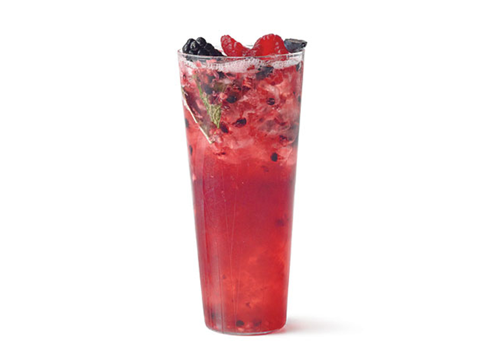 Merry Berry cocktail